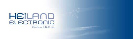 HEILAND ELECTRONIC Logo